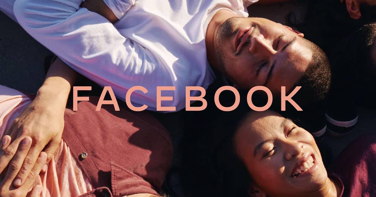 Facebook představil nové logo 2019